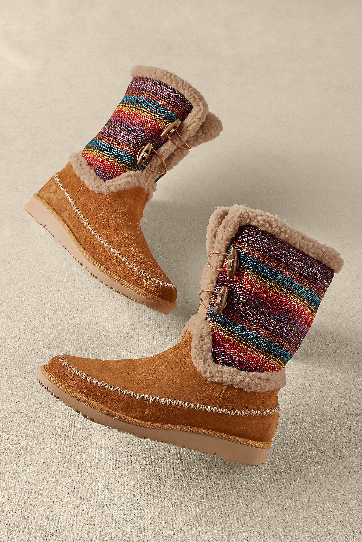 Cozy Cabin Boots