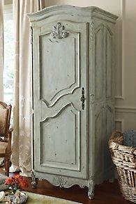 Fantine Linen Cabinet II
