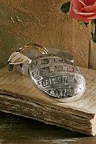 Lattice Silver Box