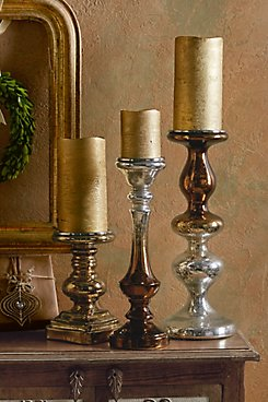 Mercury_Glass_Candle_Holders