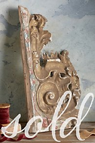 Giselle Architectural Fragment