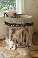 Gypsy Woven Basket