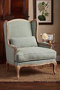Limoges Ladies Chair