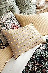 Mirrored Polka Dot Pillow
