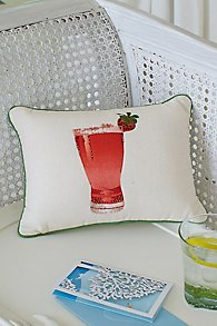 Cocktail Pillow