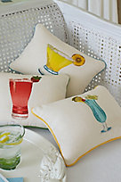 Cocktail Party Pillows
