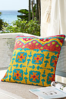Piper Crewel Pillow