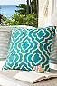 Moroccan Tile Crewel Pillow Photo