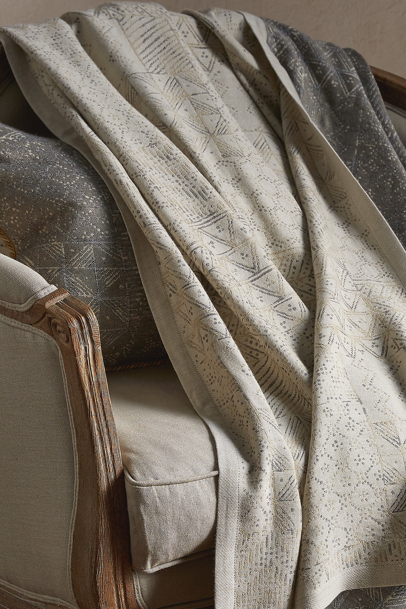 Adivasi Tapestry Coverlet