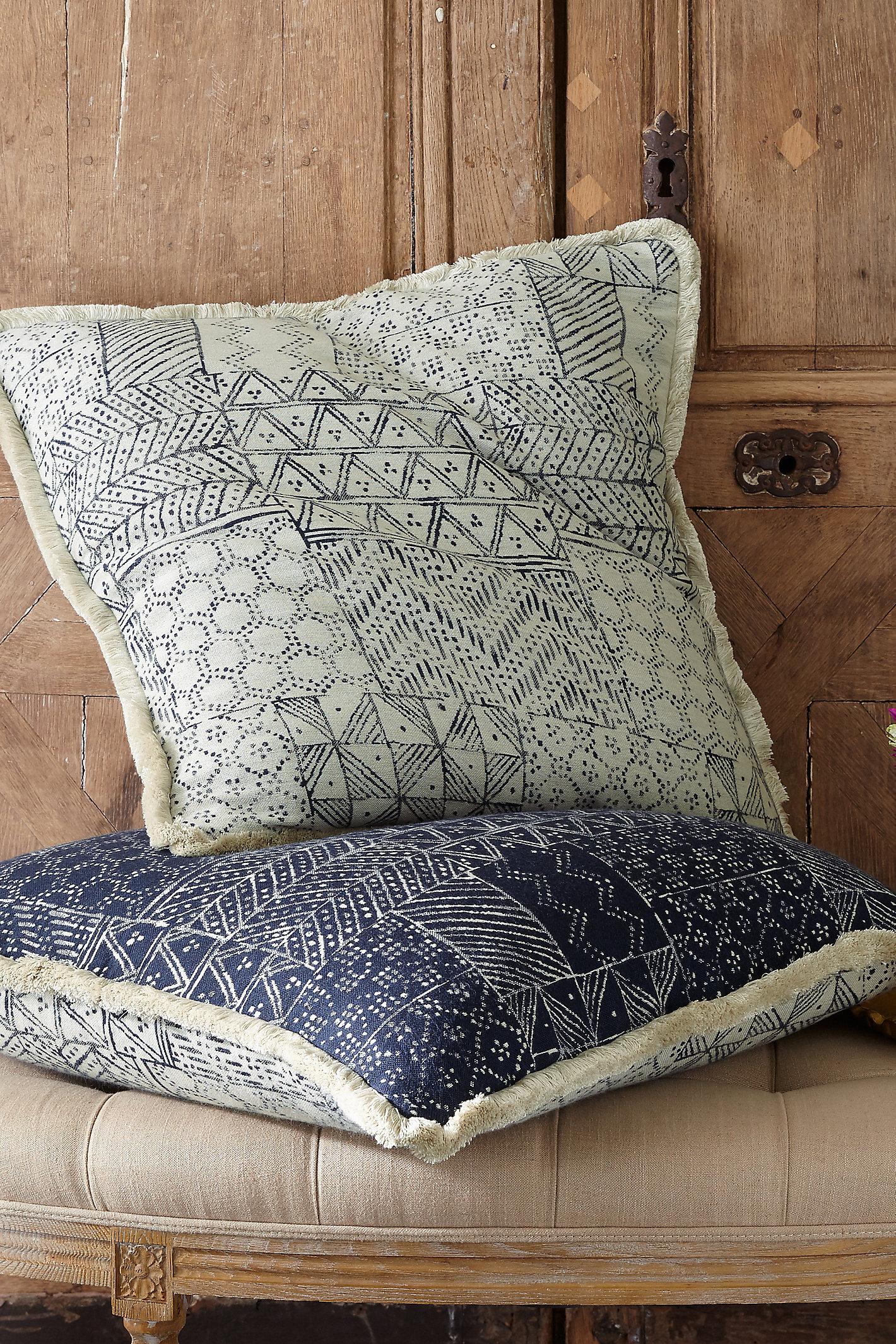 Adivasi Tapestry Euro Sham