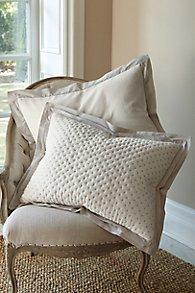 Luxe Super Stitch Velvet Bed Sham