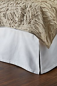 Tailored Pleat Bedskirt