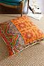 Bahia Crewel Floor Cushion Photo