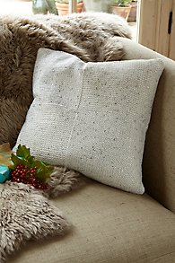 Metallic_Knit_Pillow