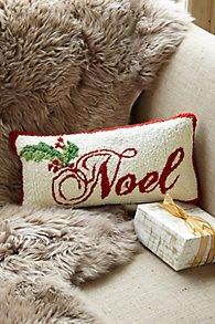 Noel Hook Pillow