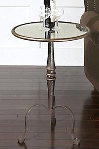 Erica Metal Accent Table