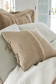 Tobago Pintuck Pillow