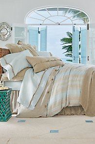 Antigua_Striped_Linen_Duvet_Cover