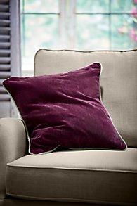 Lyon Velvet Pillow
