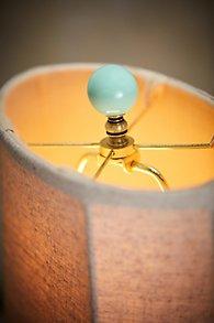 Ceramic Ball Lamp Finial