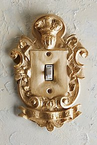 Chevalier Light Switch Plates