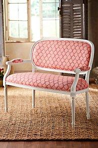 Fioravanti Upholstered Settee