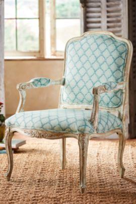 Firenze Upholstered Armchair