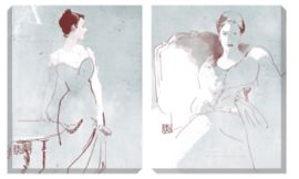 Cotillion Print