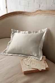 Silk Boudoir Pillow