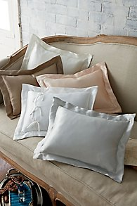Silk Boudoir Pillow