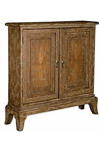 Siena Painted 2-Door Cabinet