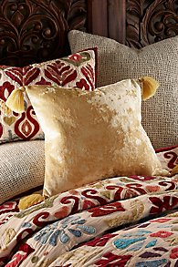 Alyssa Velvet Square Pillow