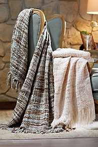 Chambery Textured Throw