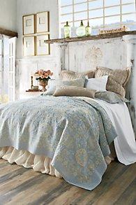 La Fleur Tapestry Coverlet