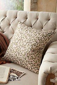 Saint Honoré Embroidered Pillow
