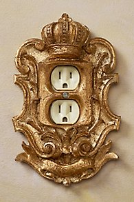 Majesty Outlet Cover