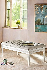 Sant'Elena Upholstered Bench
