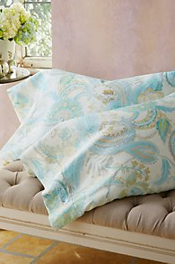 Blissful Bamboo Paisley Extra Pillowcase Pair