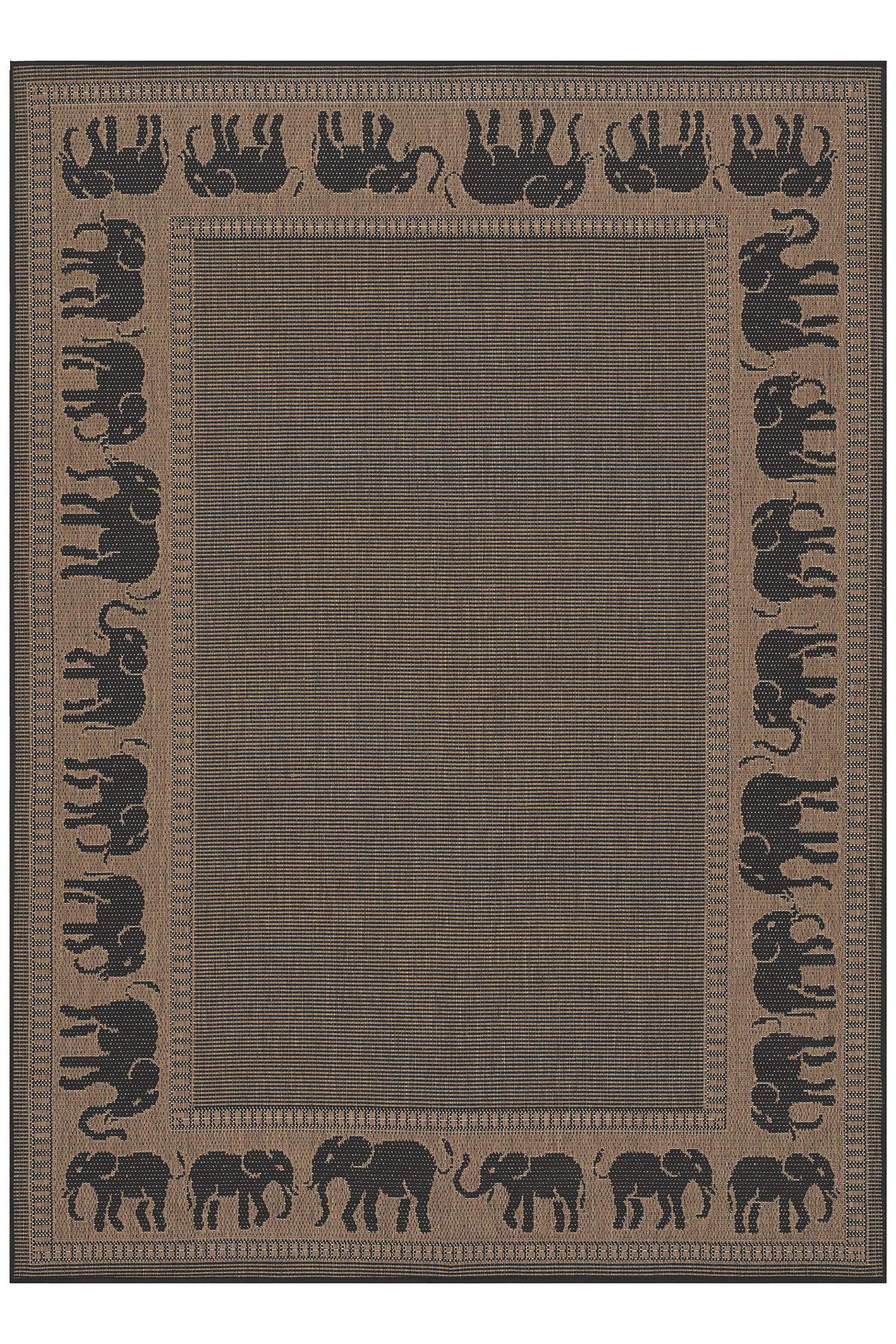 Elephant Indoor/Outdoor Rug