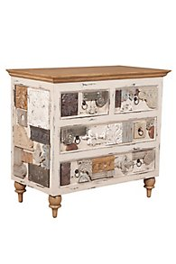 Arles Collage Chest