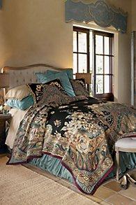 Ariya Tapestry Coverlet Set