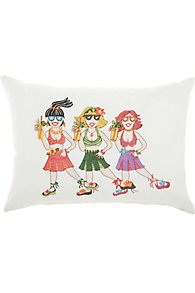Summer Fun Pillow