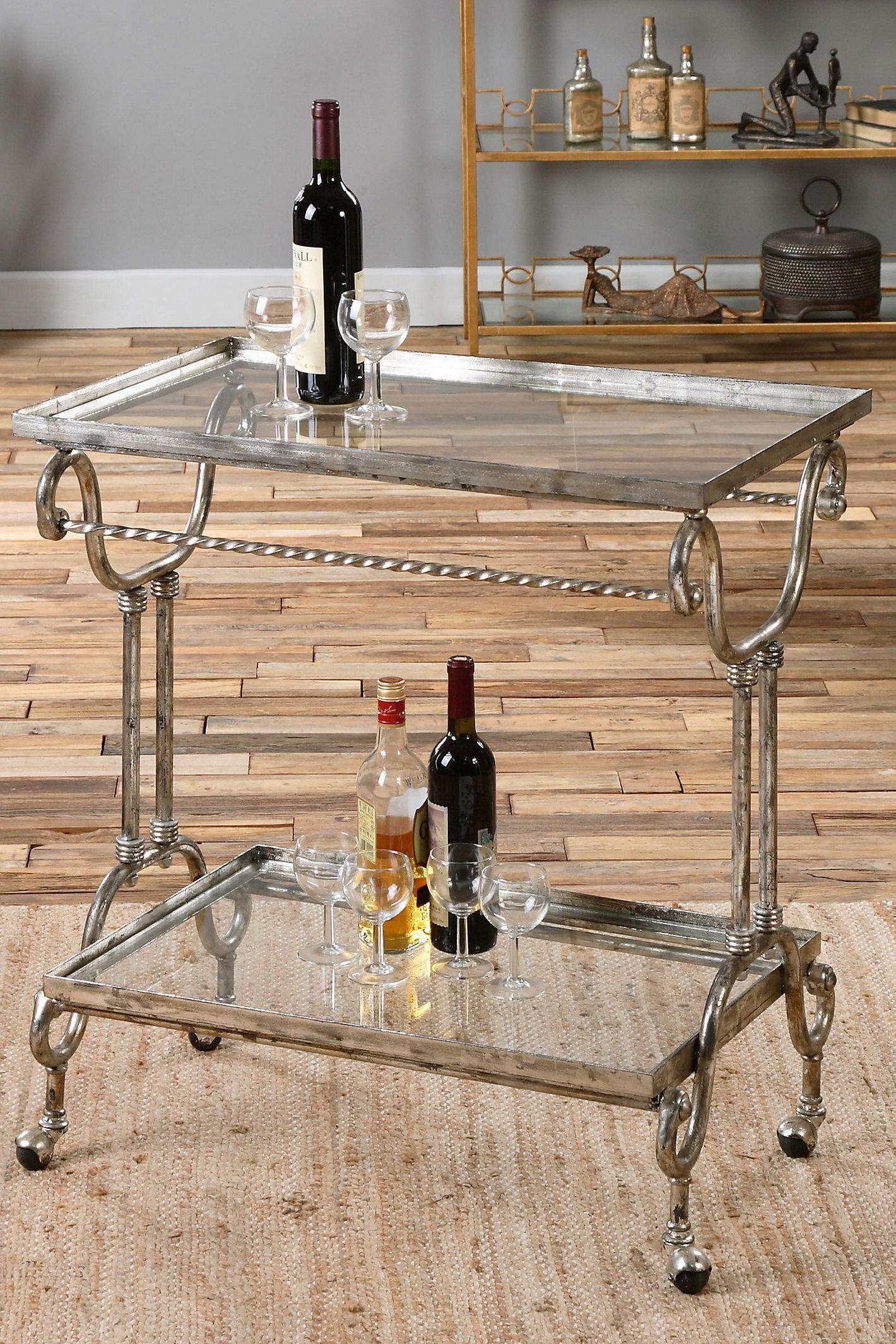 Alyssa Bar Cart