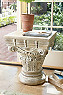 Corinthian Column Side Table