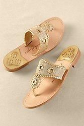 Sparkle Navajo Sandals