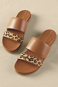 Leather Band Sandals