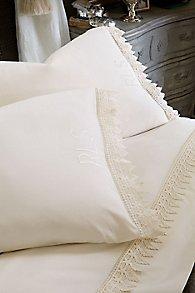 Cora Crochet Pillowcase Pair