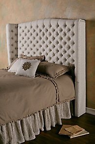 Mont Blanc Tufted Headboard