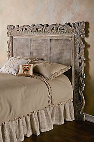 Rouleau Caned Headboard