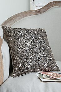 Celestial Sequin Pillow